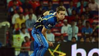 Tim Southee declines to comment on Kevin Pietersen issue ahead of New Zealand's tour of England