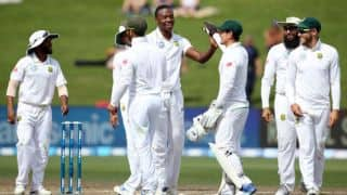 South Africa topple Australia to grab No. 2 spot in ICC Test Rankings