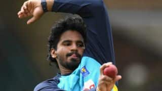 Kusal Perera ruled out of first 2 ODIs due to injury
