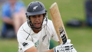 रॉस टेलर बने NZ के सर्वाधिक रन बनाने वाले टेस्ट बल्लेबाज, इस दिग्गज को छोड़ा पीछे
