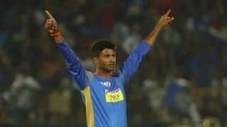 Krishnappa Gowtham's six-for helps India A dismiss New Zealand A for 398