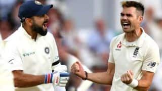 विराट कोहली और जेम्स एंडरसन दोनों की नजर बड़े रिकॉर्ड पर