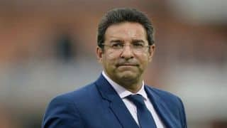 Wasim Akram embarrassed and humiliated at Manchester airport