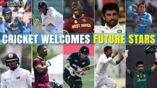 Year-ender 2016: Top emerging international cricketers