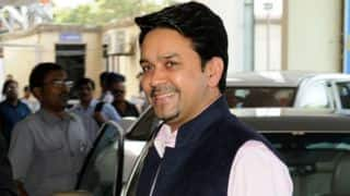 Anurag Thakur refuses to comment on latest Supreme Court judgement without seeing order copy