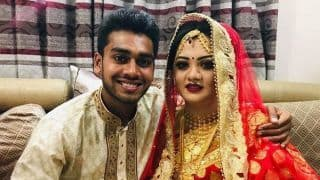 Bangladesh cricketer Mehidy Hasan marries after surviving Christchurch mosque horror