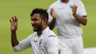 West Indies vs Pakistan, day-night Test: Devendra Bishoo's 8-for helped the Test to conclude a result, which was heading towards a draw
