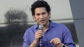 Sachin Tendulkar to flag off CRPF marathon