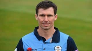 Derbyshire player Wayne Madsen aims to boost chances of playing for England