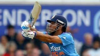 MS Dhoni: Soft dismissals cost us the match