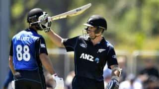 Live Cricket Score New Zealand vs Sri Lanka, 5th ODI at Dunedin: New Zealand slam tourists by 108 runs