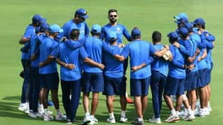 Entire Indian team to be present for unveiling of Virat Kohli stand at Feroz Shah Kotla