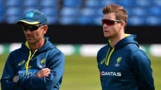Smith's return to captaincy is something we'll have to work out over time: Langer