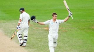 Neesham — Eighth player to slam ton in first two Tests