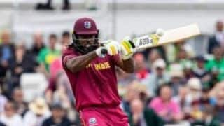 Cricket World Cup 2019: Chris Gayle becomes batsman with most sixes in World Cup