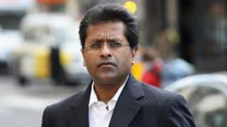 IPL 2016: Lalit Modi comes out in support of the Maharashtra drought victims