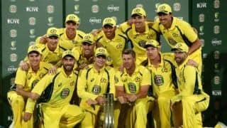 PHOTOS: Pakistan vs Australia, 5th ODI at Adelaide