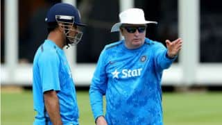 India tour of England 2014: Team India's training session ahead of 2nd Test at Lord's