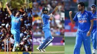 Virat Kohli, Jasprit Bumrah, Bhuvneshwar Kumar to be rested before 2019 World Cup: Report