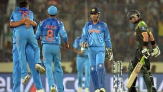 India to play six full series against Pakistan over the next eight years