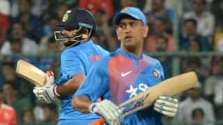 IND vs ENG, 3rd T20I: Raina, Dhoni's rampage set 203-run target