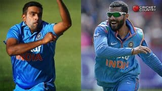 ICC T20 World Cup 2016: Time for India to unleash Ravichandran Ashwin-Ravindra Jadeja combo