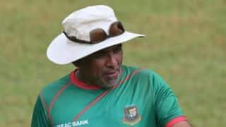 Chandika Hathurusingha resigns as Bangladesh head coach?