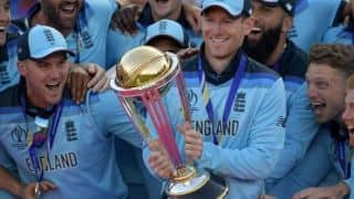 'Not fair to have a result like that' - Eoin Morgan on World Cup final being decided by boundary count