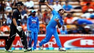 Live Cricket Score: India vs New Zealand, 3rd ODI at Auckland