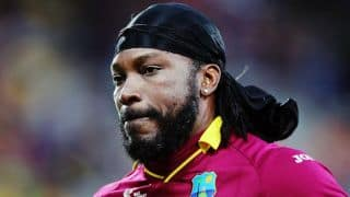 Gayle, Bravo missing from West Indies squad for upcoming Tests vs Australia