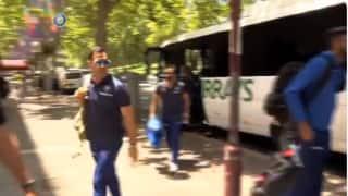 Video: वनडे सीरीज की तैयारी के लिए सिडनी पहुंचे धोनी-रोहित