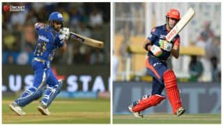 Highlights, IPL 2018, MI vs DD, Full Cricket Score and Updates, Match No. 9 at Wankhede: DD win by 7 wickets