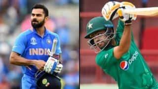 IND vs PAK: Watching Virat Kohli's Video to learn his style of batting, says Babar Azam