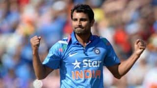 Mohammed Shami makes an impact in Team India practice
