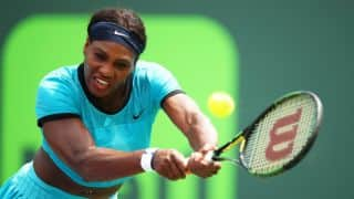 Don't be surprised if Serena Williams is not world number one by end of 2016: Martina Navratilova