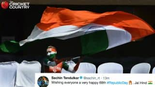 Sachin Tendulkar, Anil Kumble, Cheteshwar Pujara, and other cricketers wish fans Happy Republic Day