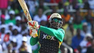 JT 116/2 in 10 Ovs | Live Cricket Score, BT vs JT, CPL T20 2016, Match 12, Barbados