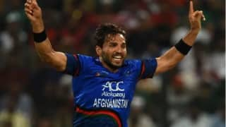 ICC World Cup 2019: Gulbadin Naib hopes for spin friendly pitches in upcoming matches