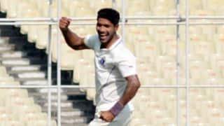 Ranji Trophy 2017-18, Round 7: Ashok Dinda, Siddhesh Lad shine on Day 2