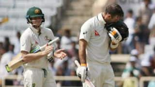 Steve Smith wants Glenn Maxwell to improve his off-spin to provide extra bowling option on Bangladesh tour