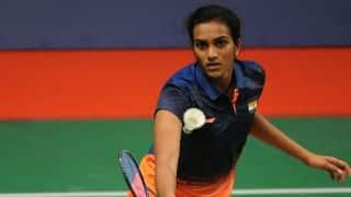 PV Sindhu advances to quarter-finals of Swiss Open Grand Prix Gold badminton tournament