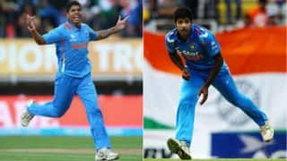 Umesh, Aaron face important trial ahead