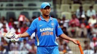 MS Dhoni breaks Sachin tendulkar's record