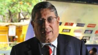 BCCI to back N Srinivasan as ICC representative?