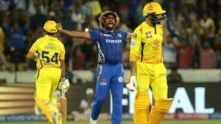 IPL 2019 Final: Mumbai Indians registers 1 run win against Chennai Super Kings