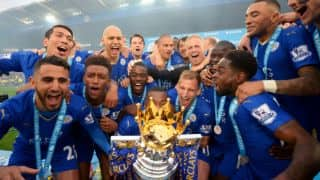 EPL 2015-16 champions Leicester City set to train with young Chinese players