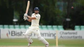 Alastair Cook scores 154 against India A