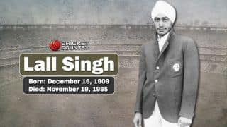 Lall Singh: 8 interesting things to know about India's first specialist fielder