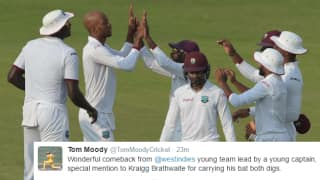 West Indies script record win against Pakistan in 3rd Test; Twitter erupts