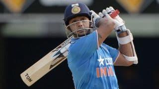 Stuart Binny scores maiden ODI fifty in India vs Zimbabwe 2015, 1st ODI at Harare